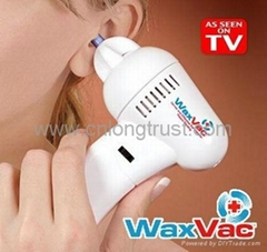 Waxvac Vacuum ear Cleaner(LT-7029)