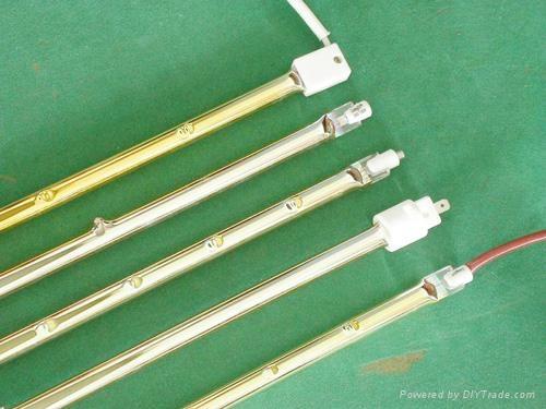 镀金红外线灯管 3