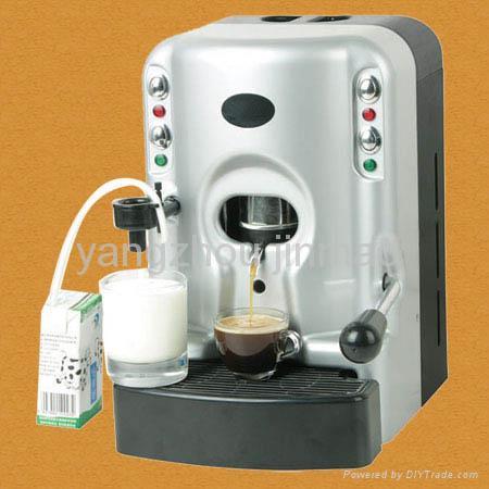 Espresso Cuccino Coffee Machine Hot Water Dispenser Milk