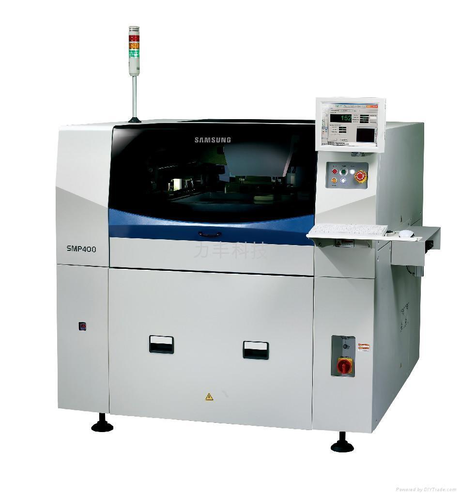 全自动印刷机_视觉全自动印刷机