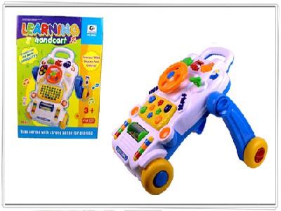 Baby go-cart (strap music) 1