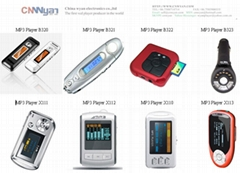 Low price and high quality MP3 players