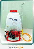 knapsack power sprayer 3