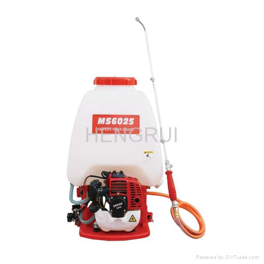 knapsack power sprayer 4