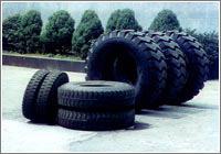 retreaded tyre