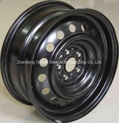 steel wheel size 14''