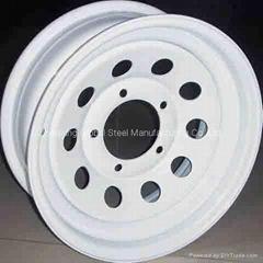 steel wheel size 15''