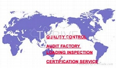 Quality Control / Assurance / Audit factory and Inspection Service