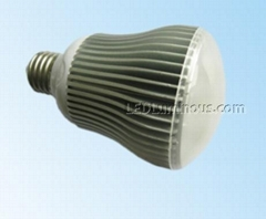 LM000150 Ultra Bright LED Light Bulb 5 One Watt LEDs