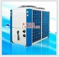 小区供热水用的大型热水热泵热水