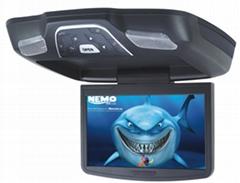 车载吸顶DVD显示器