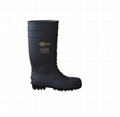 pvc safety boots 1