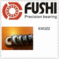 Precision Bearings (6303 ZZ)
