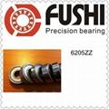 6205 ZZ Ball Bearings