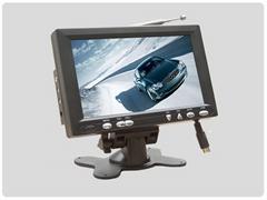 7 inches automobile television monitor