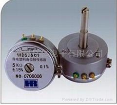 导电塑料电位器