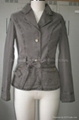 ladies jacket,fashion jacket, women's jacket