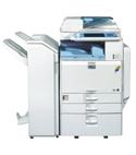 理光彩色数码复印机Aficio MP C4500(租赁) 1