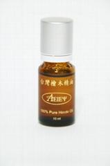 100% 台灣檜木精油原液