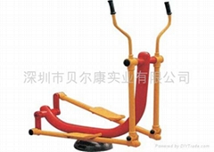 組合健身器材健身路徑