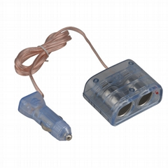 auto cigarette lighter socket