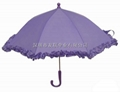 Manual  Opening  chlidren Umbrella