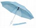 2 Fold  manual Opening  Umbrella