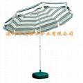 aluminum shaft  parasol