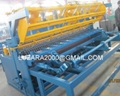 Welded Fence Panel Making Machine