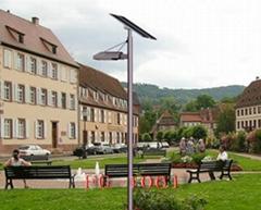 太陽能路燈、LED光源、草坪燈、庭院燈