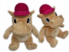 毛絨玩具-海馬