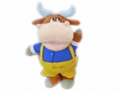 毛絨玩具-牛