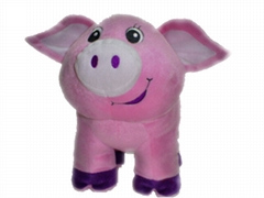 plush animal toy-pig