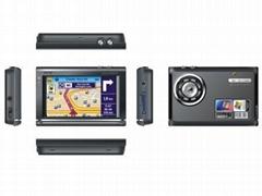 """4.3"""" GPS Navigation System"""