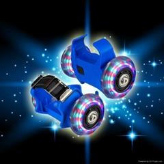 Roller skates, street skates, Flashing Roller, Flashing Wheels, Heel Skates