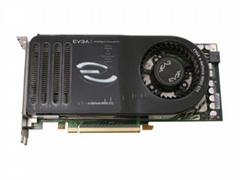 eVGA e-GeForce Superclocked GeForce 8800