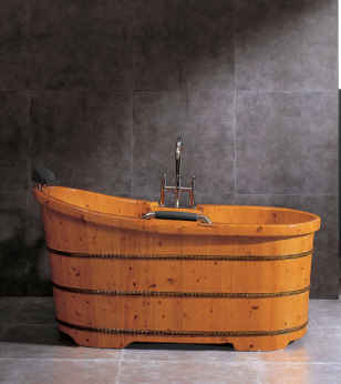 Wooden Bathtubs Classics Variouse