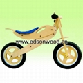 wooden kids bike 1
