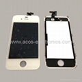 iPhone 4S Display Assembly White