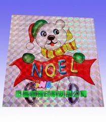 3D PVC Label,3D Label,3D grating,Lenticular Printing