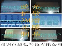 庶光、擴散、3M增光膜制品