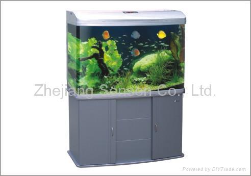 Aquariums product catalog china zhejiang sensen co for Spacearium aquariums
