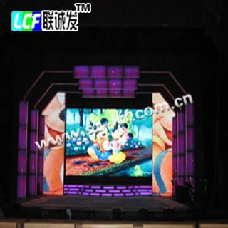 P8mm indoor full color led display screen