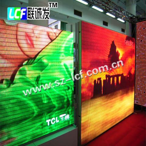 P8mm indoor full color led display screen 4