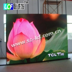 P12mm indoor full color Video Led Display Screen