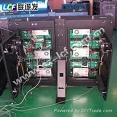 PH16戶外全彩LED足球場顯示屏