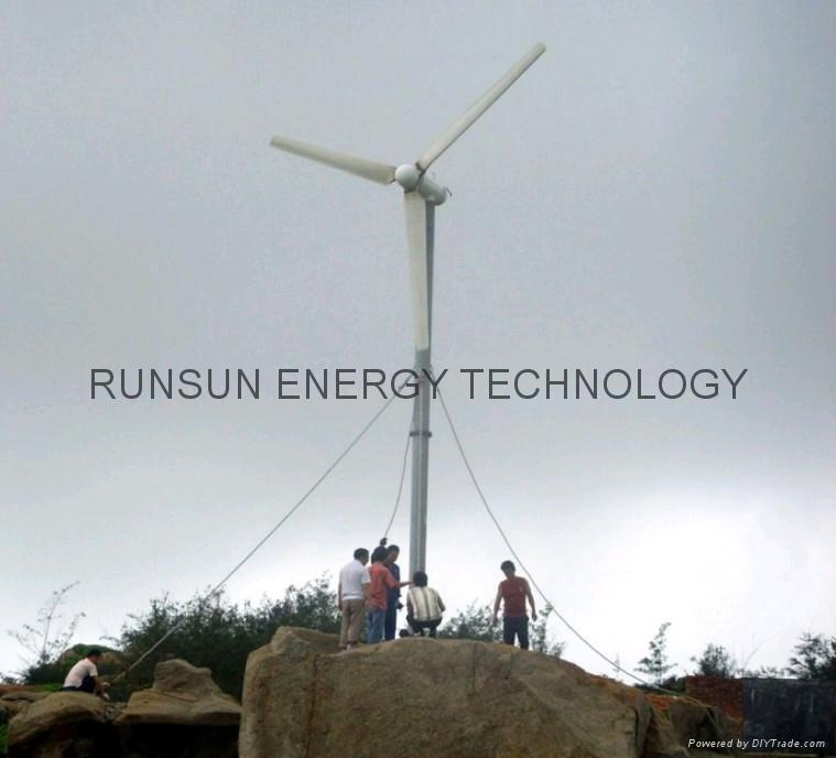 Wind Turbine (HAWT) 1