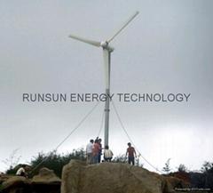 Wind Turbine (HAWT)