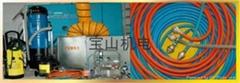 江苏宝山--迅风环保全套环保清洗设备(研发中)