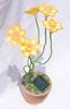 solar polyrein flower pot